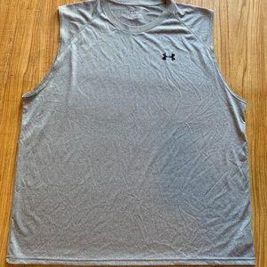 Under Armour Heat Gear Tank Top Sleeveless Shirt